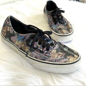 Vans x Nintendo Donkey Kong Sneakers
